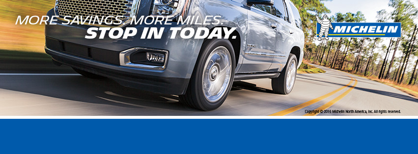 Michelin Fall Tire Sale