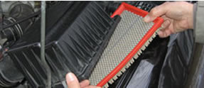 Air Filters for Recommended Maintenance